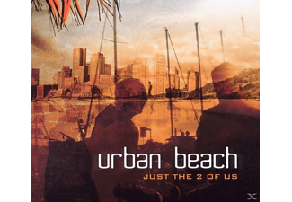 Urban Beach - Just The 2 Of Us - (CD)