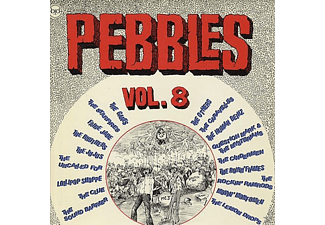 VARIOUS - Pebbles Vol.8 - (Vinyl)
