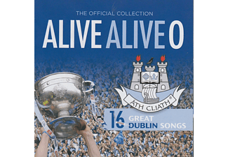 VARIOUS - Alive Alive O:16 Great Dublin Songs - (CD)