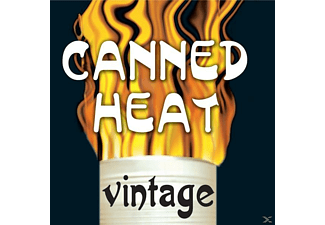 Canned Heat - Vintage [CD]