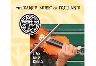 VARIOUS - THE DANCE MUSIC OF IRELAND - JIGS AND REELS - (CD)