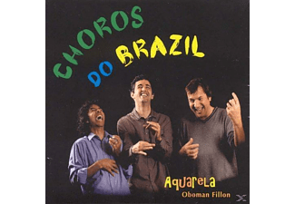 Aquarela - Choros Do Brasil - (CD)