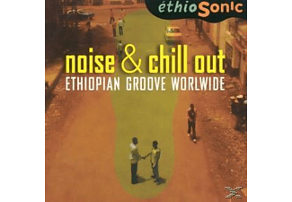 Ethiosonic - Ethiopian Groove Worldwide - (CD)