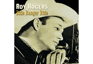 Roy Rogers - Ride Ranger Ride - (CD)