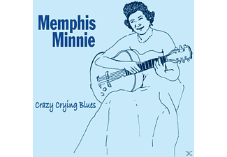 Memphis Minnie - Crazy Crying Blues - (CD)
