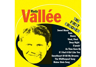 Rudy Vallee - The First Crooner - (CD)