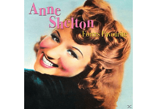 Anne Shelton - Forces Favourite - (CD)