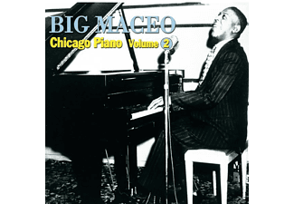 Big Maceo Merriweather - Chicago Piano 2 - (CD)