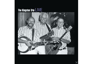The Kingston Trio - The Kingston Trio: Live - (CD)