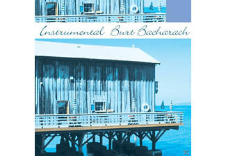 VARIOUS, Burt Bacharach - Instrumental Burt Bacharach - (CD)