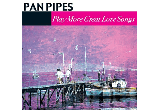 Pan Pipes - More Great Love Songs - (CD)