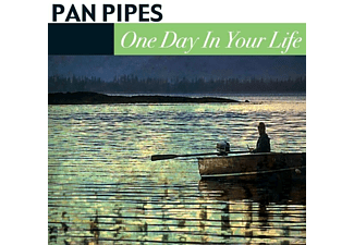 Pan Pipes - One Day In Your Life - (CD)