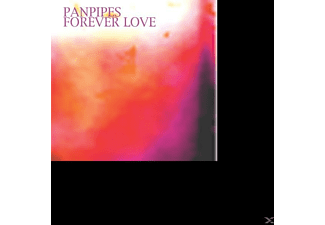 Pan Pipes - Forever Love - (CD)