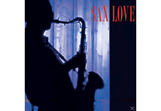 VARIOUS - Sax Love - (CD)