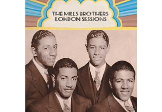 The Mills Brothers - London Sessions-1934-1939 - (CD)