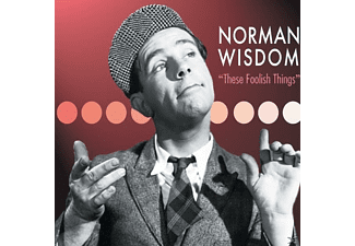 Norman Wisdom - These Foolish Things - (CD)