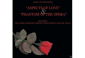 VARIOUS - Aspects Of Love/Phantom Of The Opera - (CD)