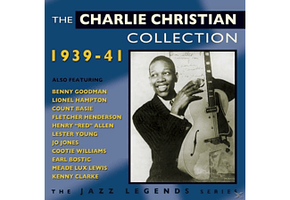 Charlie Christian - The Charlie Christian Col.1939-41 - (CD)