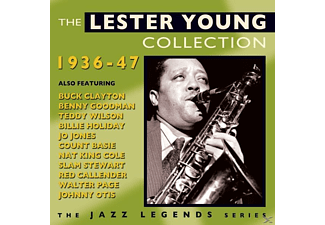 Lester Young - The Lester Young Collection 1936-47 - (CD)