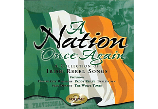 VARIOUS - A Nation Once Again Vol.2 - (CD)