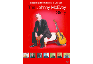 Johnny Mcevoy - The Story - (DVD + CD)