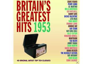 VARIOUS - Britain's Greatest Hits 1953 - (CD)