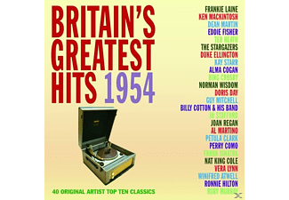 VARIOUS - Britain's Greatest Hits 1954 - (CD)
