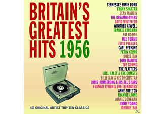 VARIOUS - Britain's Greatest Hits 1956 - (CD)