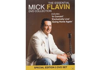 Mick Flavin - The Essential Collection - (DVD)
