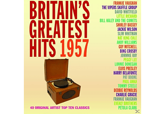 VARIOUS - Britain's Greatest Hits 1957 - (CD)