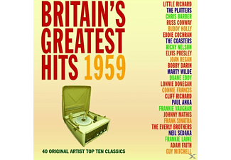 VARIOUS - Britain's Greatest Hits 1959 - (CD)