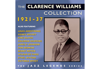 Clarence Williams - The Clarence Williams Col.1923-37 - (CD)