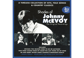 Johnny Mcevoy - Shades Of Johnny McEvoy - (CD + DVD)