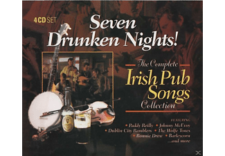 Seven Drunken Nights - Seven Drunken Nights! - (CD)