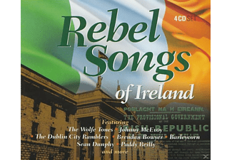 VARIOUS - Rebel Songs Of Ireland - (CD)