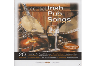 VARIOUS - Essential Irish Pub Songs - (CD)