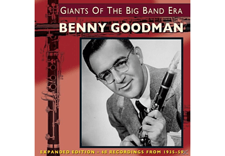 Benny Goodman, Benny Goodman & His Orchester - Giants Of The Big Band Era - (CD)