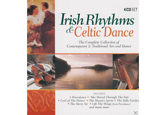 VARIOUS - Irish Rhythms & Celtic Dance - (CD)