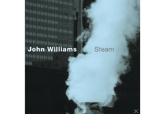 John Williams - STEAM - (CD)