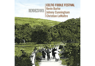 Celtic Fiddle Festival (Burke/Cunningham/Lemai - CELTIC FIDDLE FESTIVAL - RENDEZVOUS - (CD)