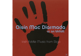 Oisin Mac Diarmada - AR AN BHFIDIL (ON THE FIDDLE) - (CD)