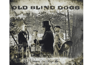 Old Blind Dogs - WHEREVER YET MAY BE - (CD)