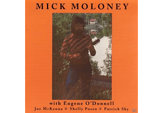 Mick Moloney - MICK MOLONEY WITH EUGENE O DONNELL - (CD)