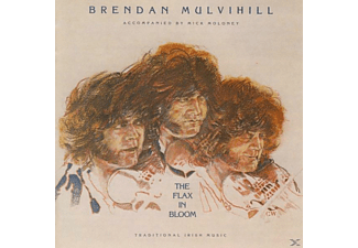 Brendan Mulvihill - THE FLAX IN BLOOM - (CD)