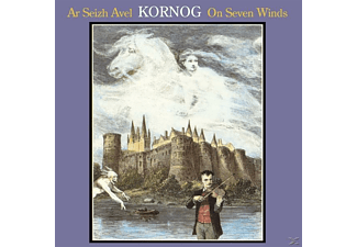 Kornog - ON SEVEN WINDS-AR SEIZH AVEL - (CD)
