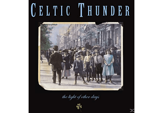 Celtic Thunder - LIGHT OF OTHER DAYS - (CD)