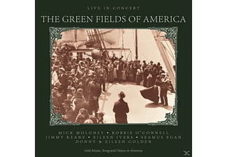 Greenfields Of America - GREEN FIELDS OF AMERICA - LIVE IN CONCERT - (CD)