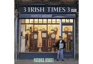 Patrick Street - IRISH TIMES - (CD)