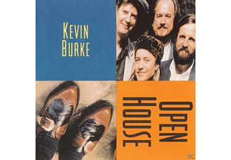 Kevin Burke - OPEN HOUSE - (CD)
