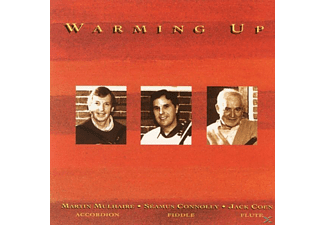 Mulhaire,Martin/Connolly,Seamus/Coen,Jack - WARMING UP - (CD)